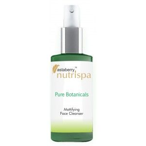 Buy Nutrispa Pure Botanicals Mattifying Face Cleanser - Nykaa