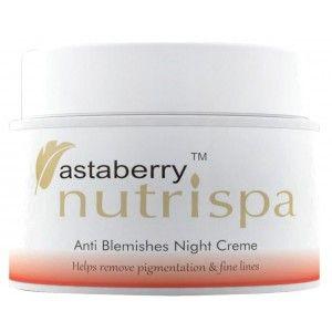 Buy Nutrispa Tomato & Pine Bark Anti Blemishes Night Creme - Nykaa