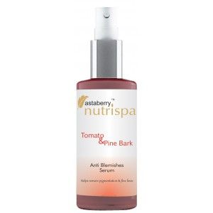 Buy Nutrispa Tomato & Pine Bark Anti Blemishes Serum - Nykaa