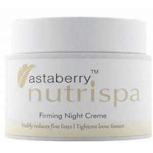 Buy Nutrispa Green Heritage Firming Night Creme - Nykaa