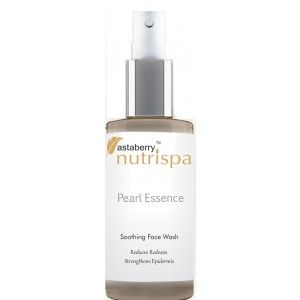 Buy Nutrispa Pearl Essence Soothing Face Wash - Nykaa