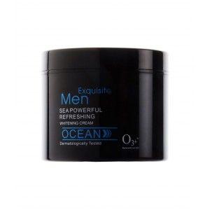 Buy O3+ Men Sea Powerful Refreshing Whitening Cream - Nykaa