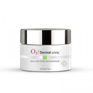 Buy O3+ Purifying Sulfur Cooling Facial Masque - Nykaa