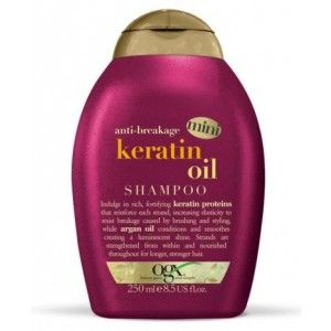 Buy Mini Organix Anti-Breakage Keratin Oil Shampoo - Nykaa