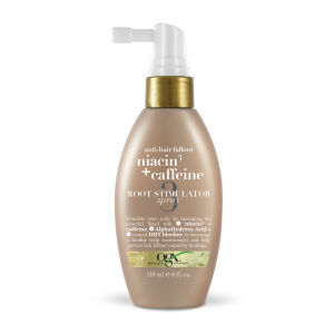 Buy Organix Anti-Hair Fallout + Niacin3 & Caffeine Root Stimulator Spray - Nykaa