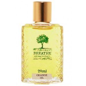 Buy Breathe Aromatherapy Orange Oil - 20ml - Nykaa