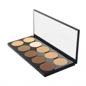 Buy PAC Studio Powder Hd Palette - 1 - Nykaa