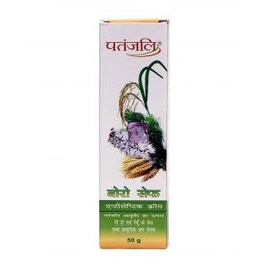Buy Patanjali Borosafe Antiseptic Cream - Nykaa