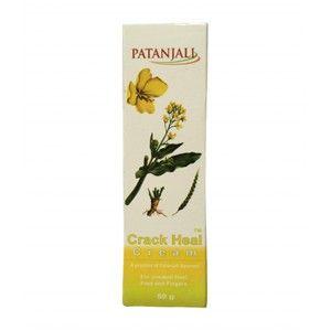 Buy Patanjali Crack Heal Cream - Nykaa