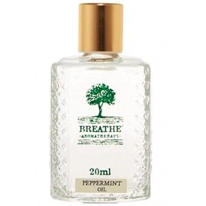 Buy Breathe Aromatherapy Peppermint Oil - 20ml - Nykaa