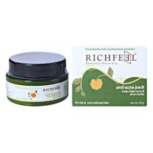 Buy Richfeel Anti Acne Pack - Nykaa