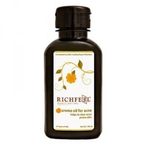Buy Richfeel Oil For Acne - Nykaa