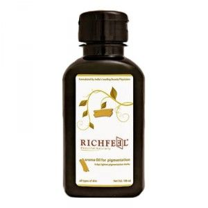 Buy Richfeel Oil For Pigmentation - Nykaa