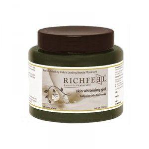 Buy Richfeel Skin Whitening Gel - Nykaa