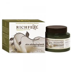 Buy Richfeel Skin Whitening Pack - Nykaa