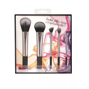 Buy Real Techniques Nic's Picks Makeup Brush Set Limited Edition (Pack of 5) - Nykaa