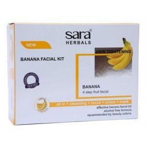 Buy Sara Banana Facial Kit - Nykaa