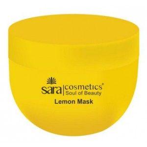 Buy Sara Lemon Mask - Nykaa