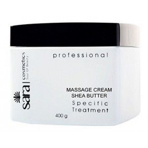 Buy Sara Shea Butter Massage Cream - Nykaa
