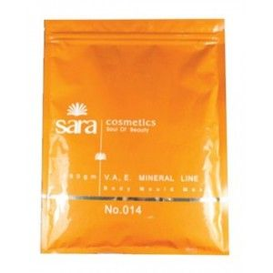 Buy Sara Vitamin A & E Mineral Line Body Mould Mask - Nykaa