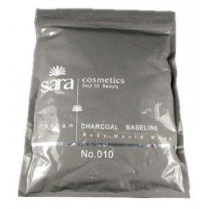 Buy Sara Charcoal Baseline Body Mould Mask - Nykaa