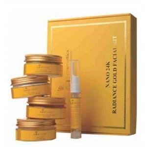 Buy Sara Nano 24K Gold Facial Kit - Nykaa