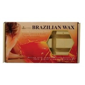Buy Sara Brazilian White Chocolate Wax - Nykaa