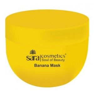 Buy Sara Banana Mask - Nykaa