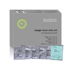 Buy Sara Silver Kit 65 g (Set of 5) - Nykaa
