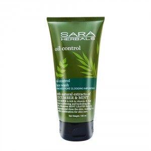 Buy Sara Oil Control Face Wash 100 ml - Nykaa