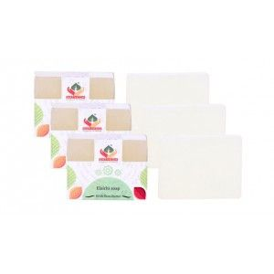Buy Satveda Pure Elaichi Soap Pack Of 3 - Nykaa