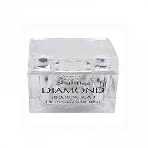 Buy Shahnaz Husain Diamond Exfoliating Scrub - Nykaa