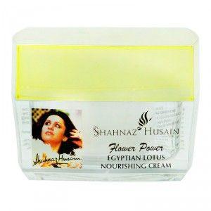 Buy Shahnaz Husain Ayurvedic Treatment Cream (Egyptian Lotus) - Nykaa