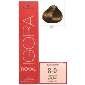 Buy Schwarzkopf Professional Igora Royal Permanent Color Creme - Nykaa