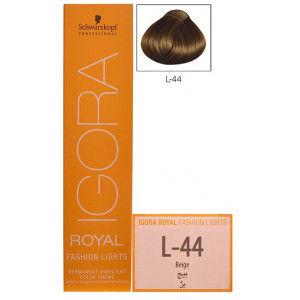 Buy Schwarzkopf Igora Royal Fashion Lights Permanent Highlight Color Creme - Nykaa