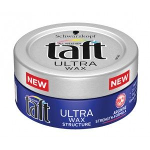 Buy Schwarzkopf Taft All Weather Ultra Wax - Nykaa
