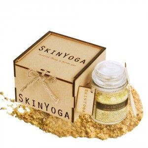 Buy SkinYoga Almond Orange Face Scrub   - Nykaa