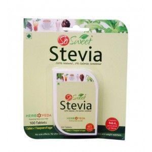 Buy So Sweet Stevia 100 Tablet Dispenser - Nykaa