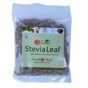Buy So Sweet Stevia Leaf Pack-25gm - Nykaa