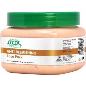 Buy SSCPL Herbals Anti Blemishing Face Pack - Nykaa