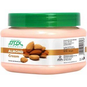 Buy SSCPL Herbals Almond Massage Cream - Nykaa