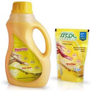 Buy SSCPL Herbals Handwash - Lime - Nykaa