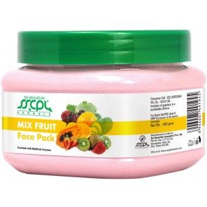 Buy SSCPL Herbals Mix Fruit Face Pack - Nykaa