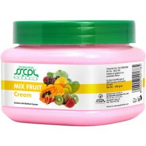 Buy SSCPL Herbals Mix Fruit Massage Cream - Nykaa