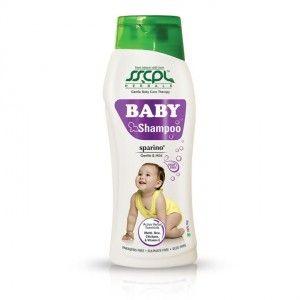 Buy SSCPL Herbals Sparino Baby Shampoo - Nykaa