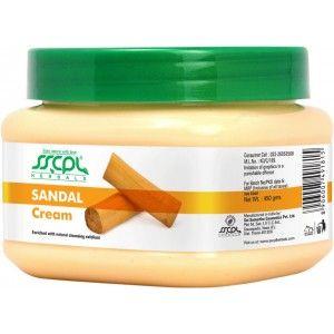 Buy SSCPL Herbals Sandal Massage Cream - Nykaa
