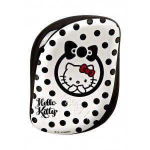 Buy Tangle Teezer Hello Kitty Collection Compact Styler Detangling Brush(Black & White) - Nykaa