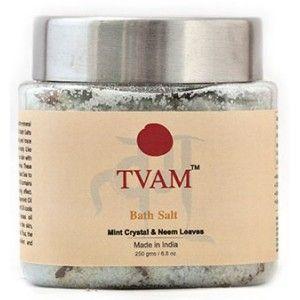 Buy TVAM Mint Crystal & Neem Bath Salt - Nykaa