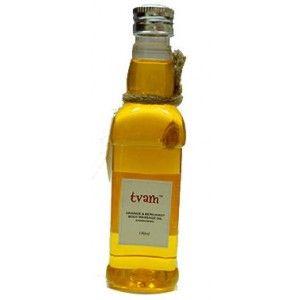 Buy TVAM Orange & Bergamot Massage Oil - Nykaa