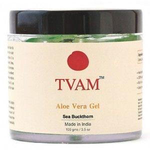 Buy TVAM Aloe Vera Gel Sea Buckthorn - Nykaa